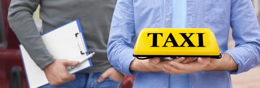 Formations chauffeur de taxi à Paris