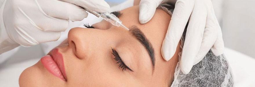 Centre de formation en maquillage permanent