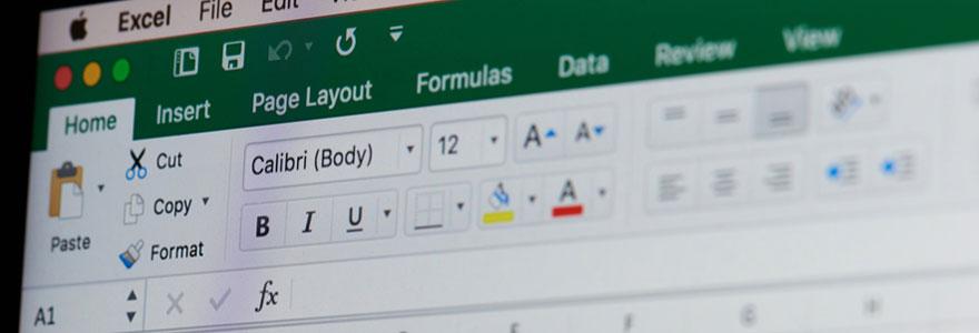 Formation adaptée pour apprendre Excel